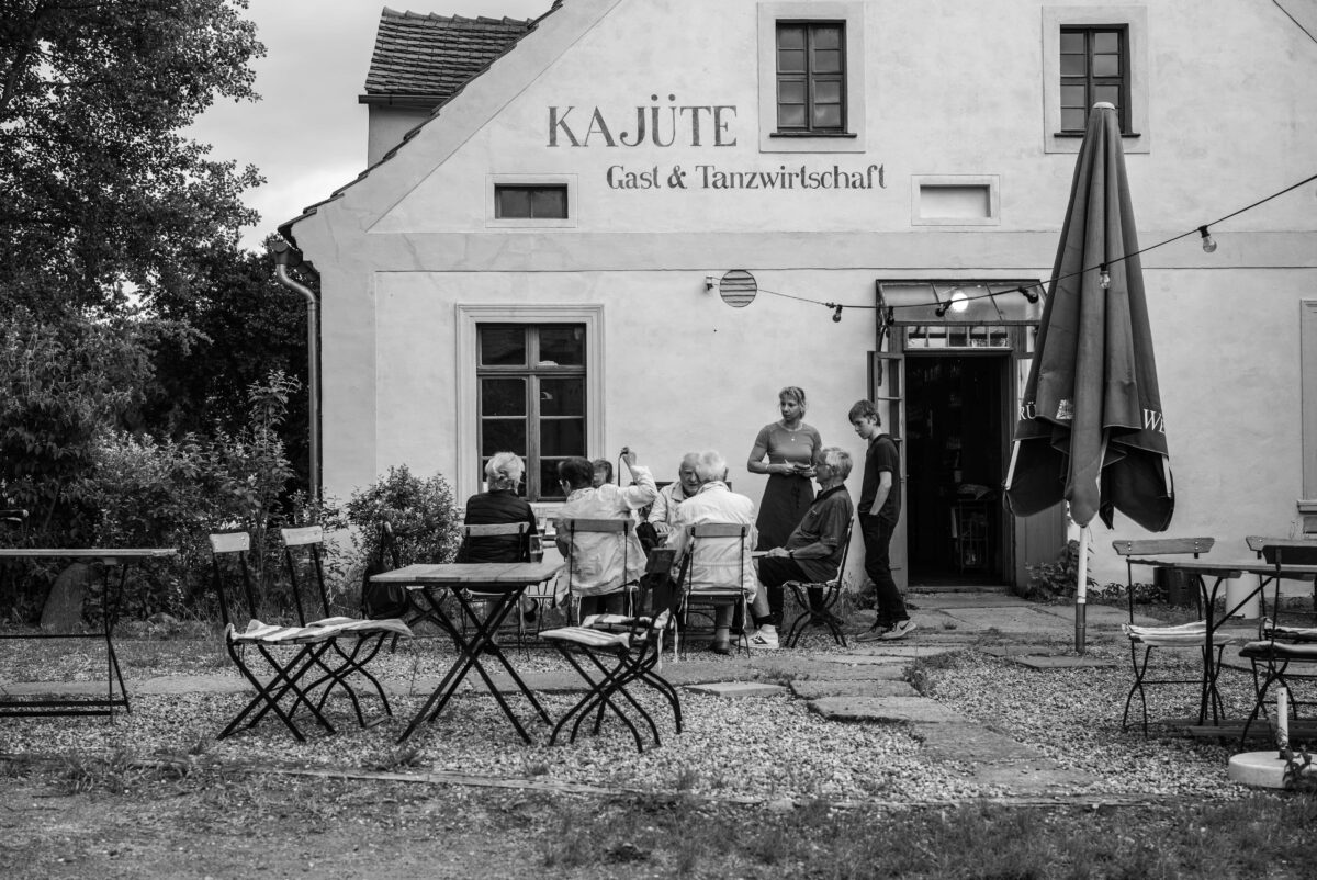 Die Kajüte in Ratzdorf