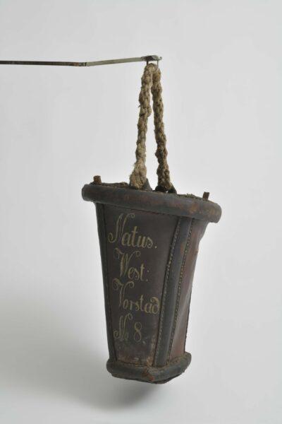 Feuerlöscheimer vermutlich aus dem 18. Jahrhundert