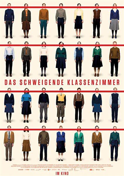 """Filmplakat """"Das schweigende Klassenzimmer"""""""
