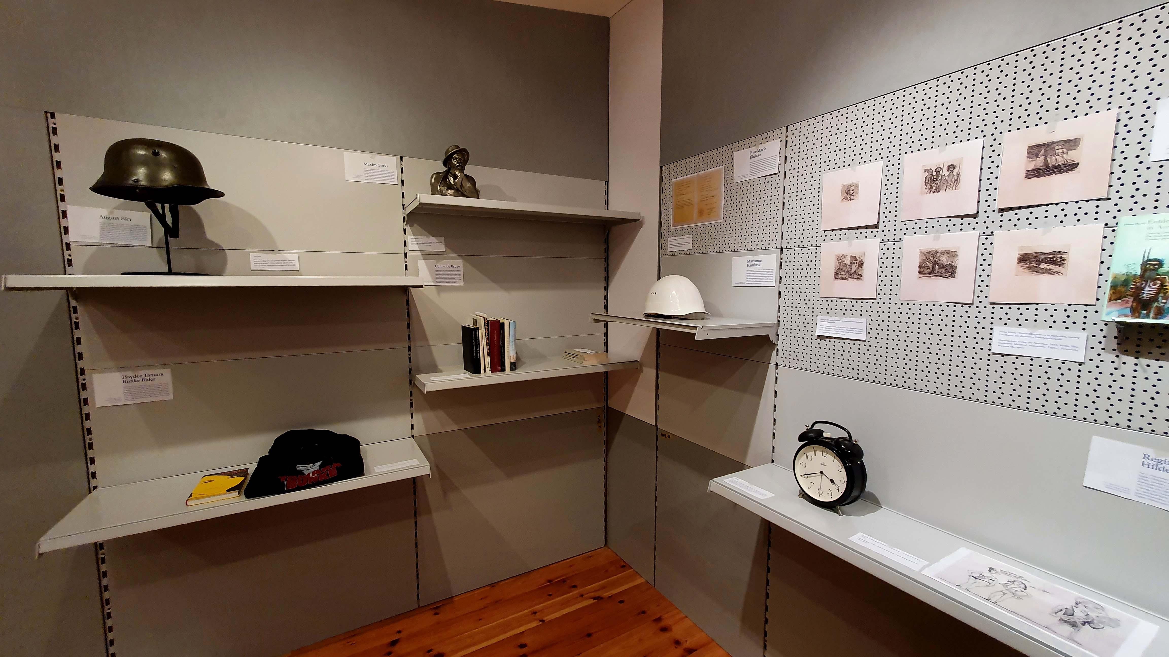 museum oder-spree im Aufbau (Stand: 28.10.2020)