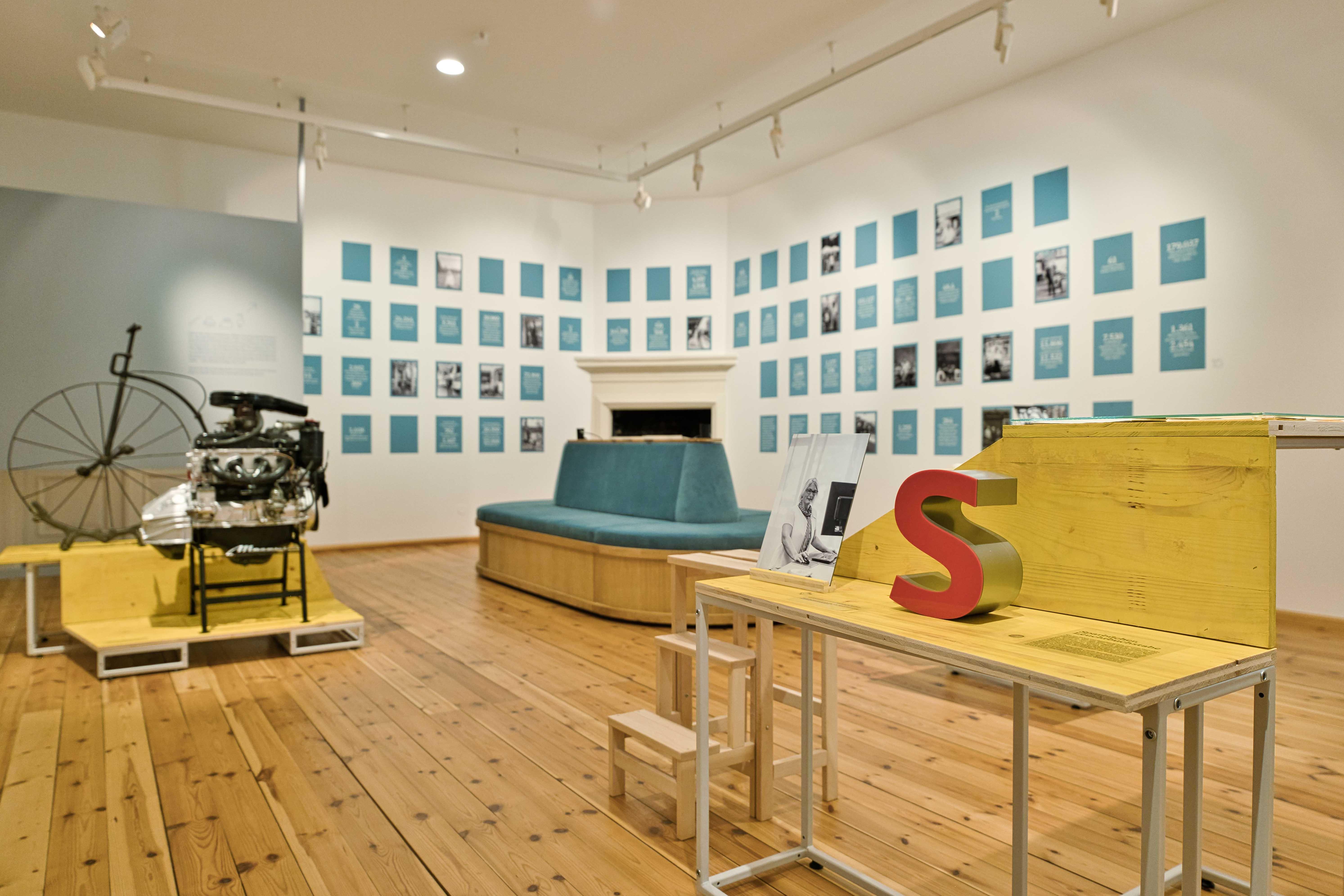 Raum 4 - Land und Leute - museum oder-spree