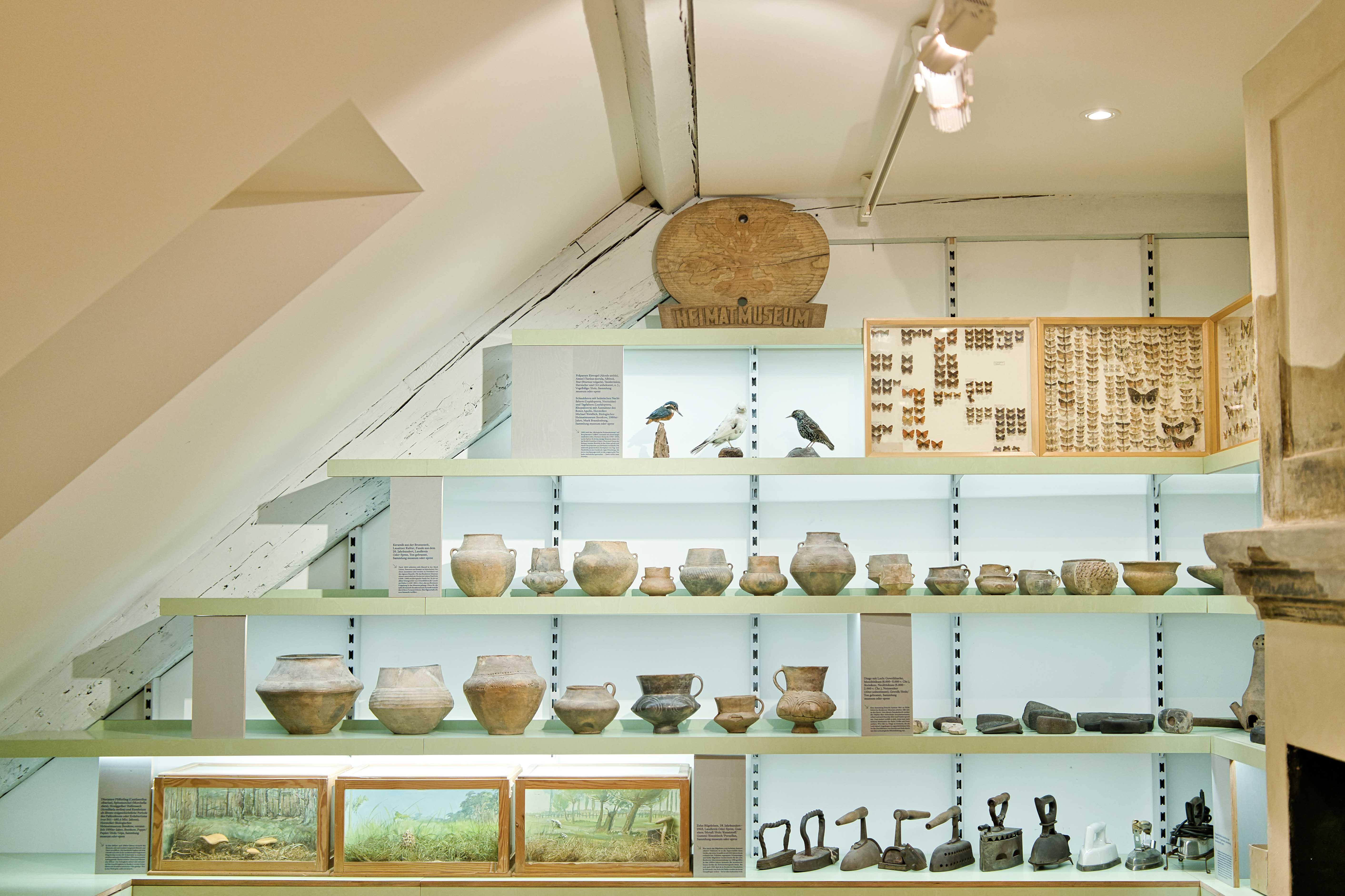 Sammlung des museum oder-spree